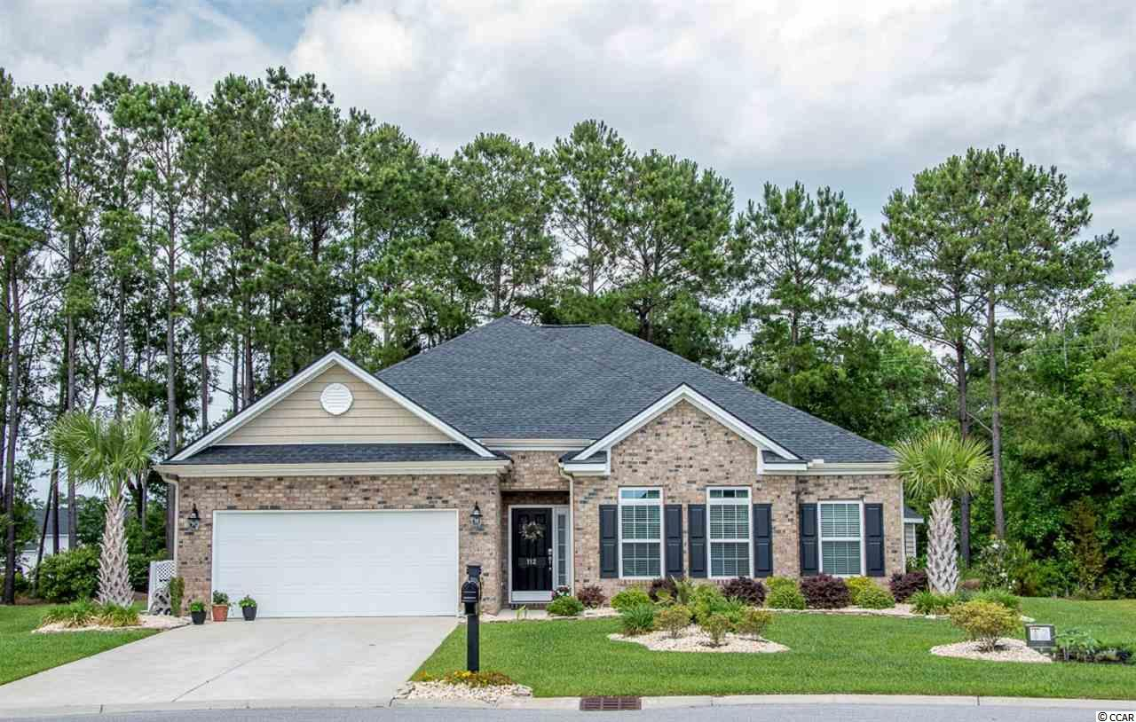 This lovely 3 bedroom, 2-1/2 bath home is among the finest within Brookefield Estates and features luxurious high end appointments, many upgrades, state-of-the-art appliances and technology with a much-desired, open floor plan.