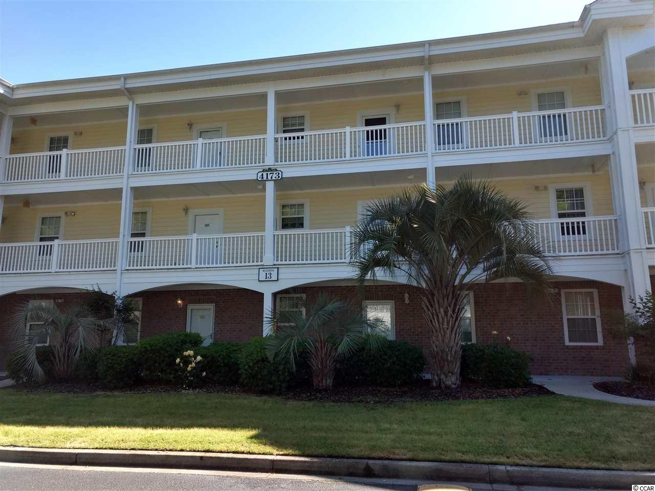 Well appointed furnished 2 bedroom/2 bath end unit at The Gardens at Cypress Bay.  This third floor unit has vaulted ceilings.  It also has a great view of the pool and because of its convenient location easy access to the pool and BBQ area.  This community is located near Hwy 31, Little River Waterfront, hospital, NMB and beaches.