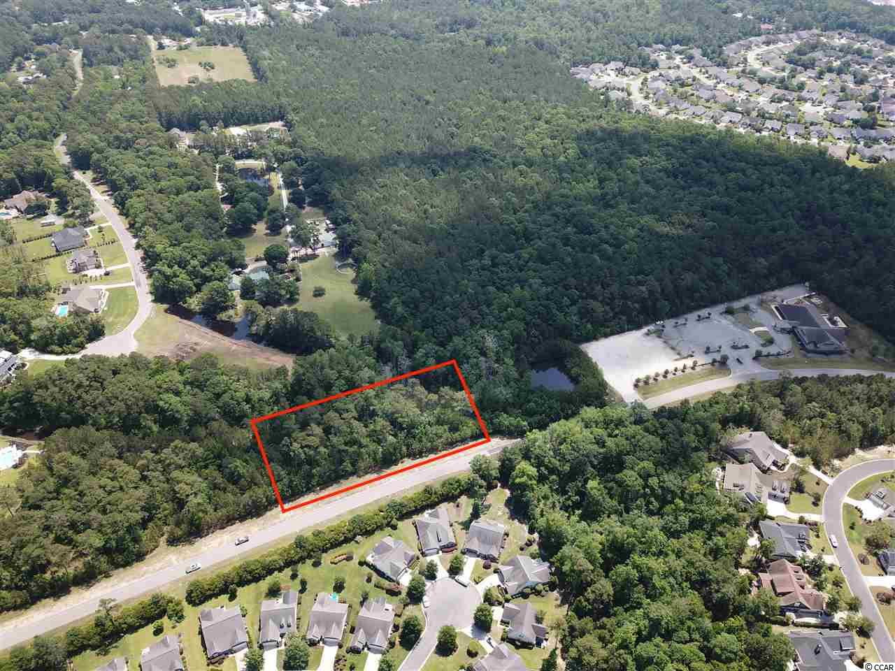 1.84 acres located on Prince Creek Pkwy on the north side of Christ Church.  394 ft frontage on Prince Creek Pkwy.   PDD zoning allows for multiple uses.  Prince Creek is the premier master-planned community in Murrells Inlet. Permanent population:  7,689 (1 mile), 29,512 (3 miles), and 57,684 (5 miles).