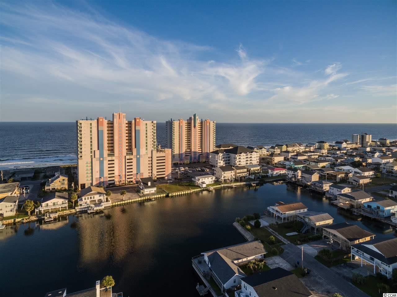 Breathtaking views from this 2BR-2 BA oceanfront unit. This condo is located in the sought after part of the building and in pristine condition. A/C unit is less than 1 year old.  All utilities, insurance, etc. are included in HOA fee.  One of the newest oceanfront complexes in North Myrtle Beach, The Prince Resort overlooks the Cherry Grove Pier and is equipped with several pools, hot tubs, lazy river, fitness center, oceanfront dining and more. Priced to sell! Call your agent and schedule a showing today!