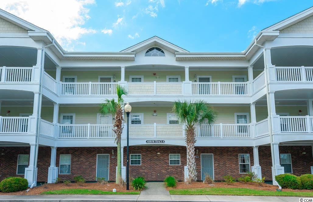 If you're looking for a condo in the prestigious Barefoot Resort that is priced to sell and in excellent condition, look no further. This large two bed, two bath unit features a large living area, spacious kitchen, and a screened in porch overlooking the golf course. This property features plenty of amenities including a community pool, access to the main Barefoot pool, grilling area and more! Barefoot Resort is located in the heart of North Myrtle Beach and is very close to shopping, hospitals, restaurants, the House of Blues and plenty of other attractions. This condo has been very well maintained and is priced very well. Low HOA fee includes a lot and this property is perfect for a second home, investment property or even a primary residence. At this price, it won't last long so schedule a showing today!!!