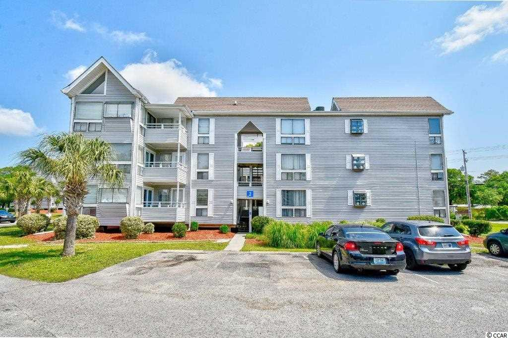 """Two bedroom two bath 2nd floor unit in Building 2 of Arcadian Dunes . Open spacious feeling with plenty of windows to let in t light in the living areas and direct access to the screened porch from livingroom and master.Arcadian Dunes has great amenities including 2 pools, hot tub/spa, steam room, fitness center, tennis courts, play ground, BBQ area, arcade, on-site """"Harry the Hats Bar & Grill"""", and is just a short walk to the beautiful Atlantic Ocean w/ 60 miles of white sandy beaches and close to all of the shopping, dining, entertainment, golf & all that the beach has to offer."""