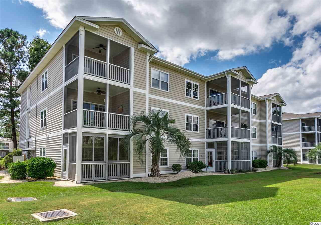 Welcome to your very own tropical paradise! You will fall in love with this fully-furnished end unit located in the beautiful community of Sweetwater. This move-in-ready condo has been meticulously maintained. The entire unit was completely remodeled, and it's truly one-of-a-kind! You will notice engineered bamboo hardwood flooring throughout the main living area along with crown molding and upgraded lighting. The kitchen features stainless steel appliances, a ceramic tile backsplash, and a modern black onyx sink. This unit has an open concept with a large breakfast bar, which is perfect for entertaining! The entire home was freshly painted last year and both bathrooms were renovated. Luxury vinyl planking was installed along with comfort height toilets and a new vanity in the master bath. There's also a huge walk-in closet in the master bedroom. The screened in balcony overlooks the pool, and it's the ideal spot to sit back and relax. The windows and sliding glass door were recently replaced by the hoa. The entire HVAC system was replaced in 2014, and the owners are going to provide a home warranty for extra peace of mind. You will enjoy carefree living here while the hoa maintains everything for you! So, come take a dip in the pool, catch some rays, and sip on your favorite exotic cocktail. This is the best move you can make! This community has a tennis court, and there are several golf courses nearby. The famous Murrells Inlet Marshwalk is right down the street along with Surfside Beach and the Garden City Pier! This one is truly a must-see, and you don't want to miss out! Schedule your showing today! Square footage is approximate and not guaranteed. Buyer is responsible for verification.