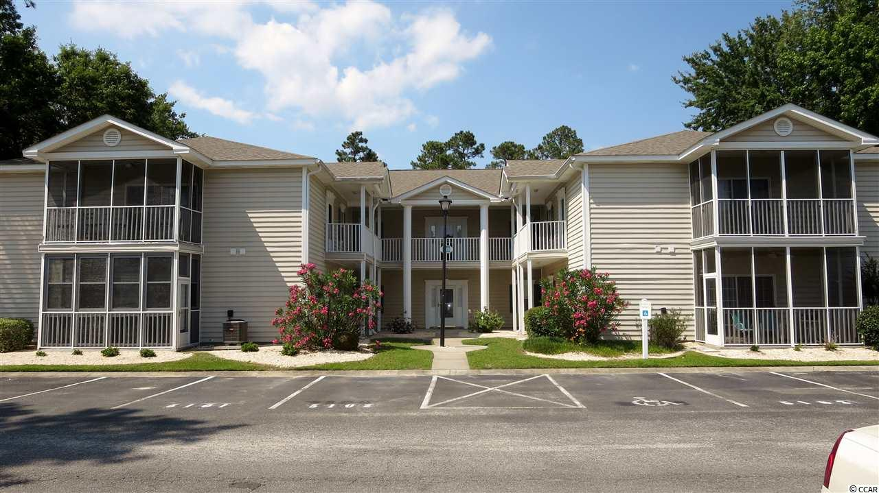5105 Sweetwater is a first-floor end unit two bedroom and two full bathroom split floorplan condo with approximately 1008 heated square feet. The large living room and dining areas lead to a private screened in porch. The condo includes all appliances and window treatments. There's also a private exterior owner's storage closet. Sweetwater is a well maintained and managed complex offering owners multiple pools and sundecks. Why rent when you can own your very own piece of the Grand Strand.