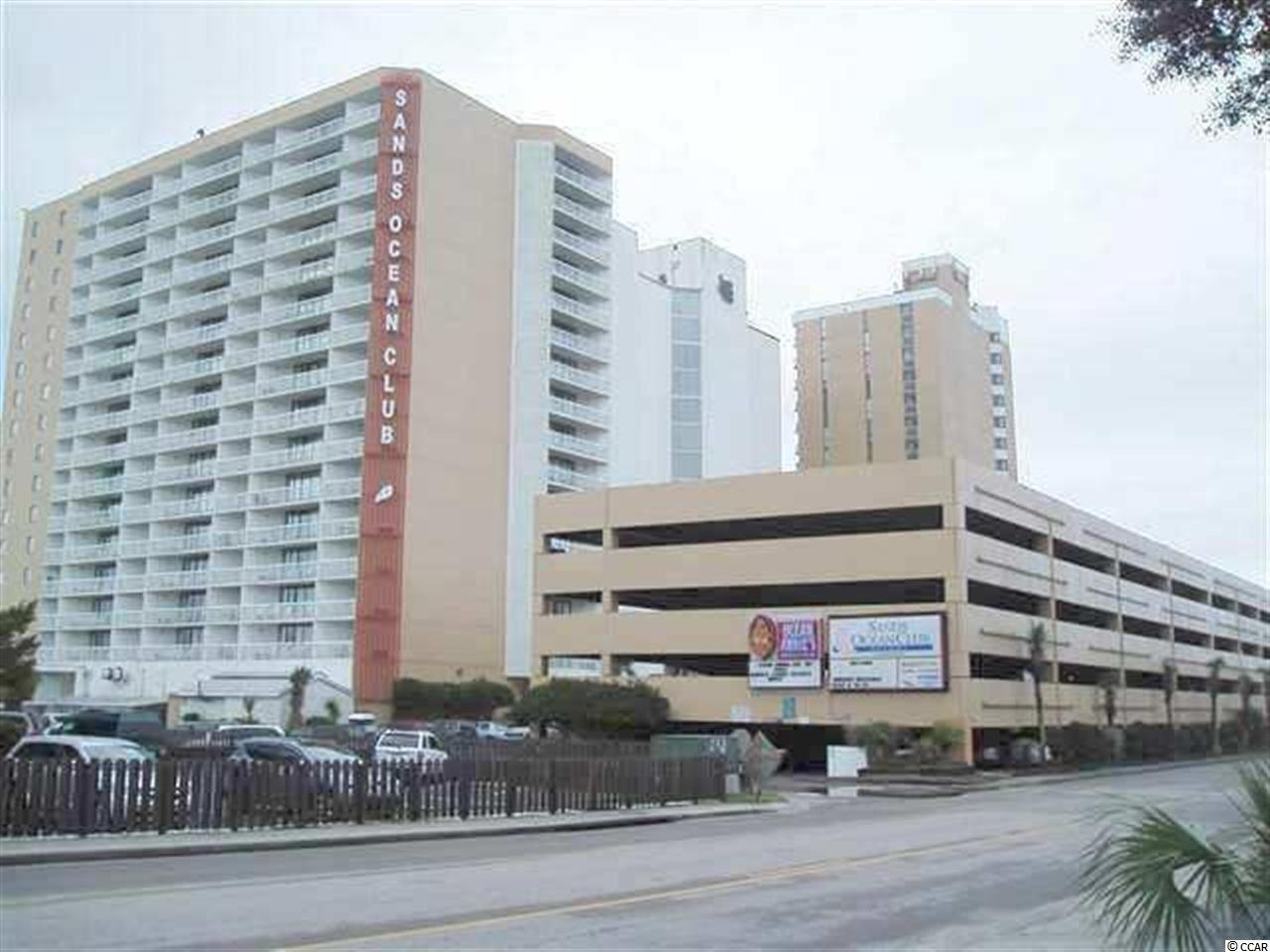 End Unit,Ocean Front Condo in SANDS OCEAN : Myrtle Beach South Carolina