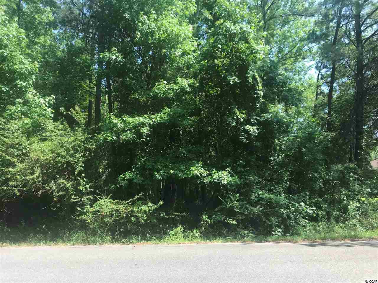 Best lot buy in Litchfield Country club. Large lots on nice cul de sac Red Maple.  Lots back to Carolina Bay portion of Stables Park. No backyard neighbors.  These are priced to sell immediately and may be purchased singularly or as a pair. You will not find better lots at this price in all of Litchfield Plantation. Wooded with a variety of hardwood and towering pine. X flood zone, impact fees have been paid. Water and sewer available.