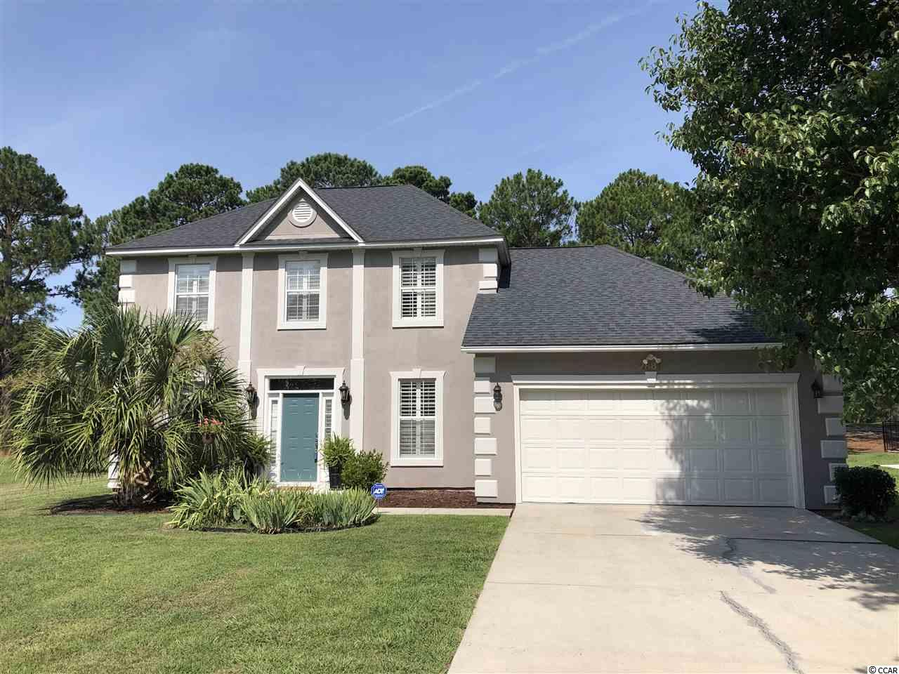ON THE 8TH HOLE OF MYRTLEWOOD GOLF COURSE, THERE IS THIS GORGEOUS HOME WITH EXTENSIVE RENOVATIONS SITTING ON THE LARGEST GOLF COURSE HOME SITE IN THE NEIGHBORHOOD!  RENOVATIONS INCLUDE GRANITE COUNTERTOPS, STAINLESS STEEL APPLIANCES, TILE FLOORS AND BACKSPLASH, BUILTINS AND PLANTATION SHUTTERS THROUGHOUT!  NEW HVAC, HOT WATER SYSTEM, AND ROOF IN THE PAST 5 YEARS!  FIRST FLOOR MASTER EN SUITE THAT FIT FOR A QUEEN OR KING!  FRESHLY PAINTED INSIDE AND OUT! TONS OF STORAGE FROM THE WALK IN ATTIC THAT COULD EASILY BE CONVERTED TO ANOTHER LARGE BEDROOM AND TONS SHELVING IN THE 2 CAR GARAGE.  WORK BENCH IN THE GARAGE FOR ALL YOUR TOOLS. EASY ACCESS TO MYRTLEWOOD CHAMPIONSHIP GOLF COURSE WITH 36 HOLES AND DRIVING RANGE.  SHORT WALK OR DRIVE TO THE LARGEST ENTERTAINMENT VENUE IN SOUTH CAROLINA - BROADWAY AT THE BEACH WITH TONS OF SHOPPING, THEATRES, RESTAURANTS, MINI GOLF, NIGHTLIFE AND MANY ENTERTAINMENT OPTIONS FOR ALL AGES!  ONE MILE DRIVE TO THE BEAUTIFUL BEACHES OF THE GRAND STRAND!!  AWESOME VIEWS - HOME OVER LOOKS THE 8TH HOLE OF THE MYRTLEWOOD CHAMPIONSHIP GOLF COURSE! YOU MUST SEE THIS ONE BEFORE YOU BUY!  EASY TO SEE!!!