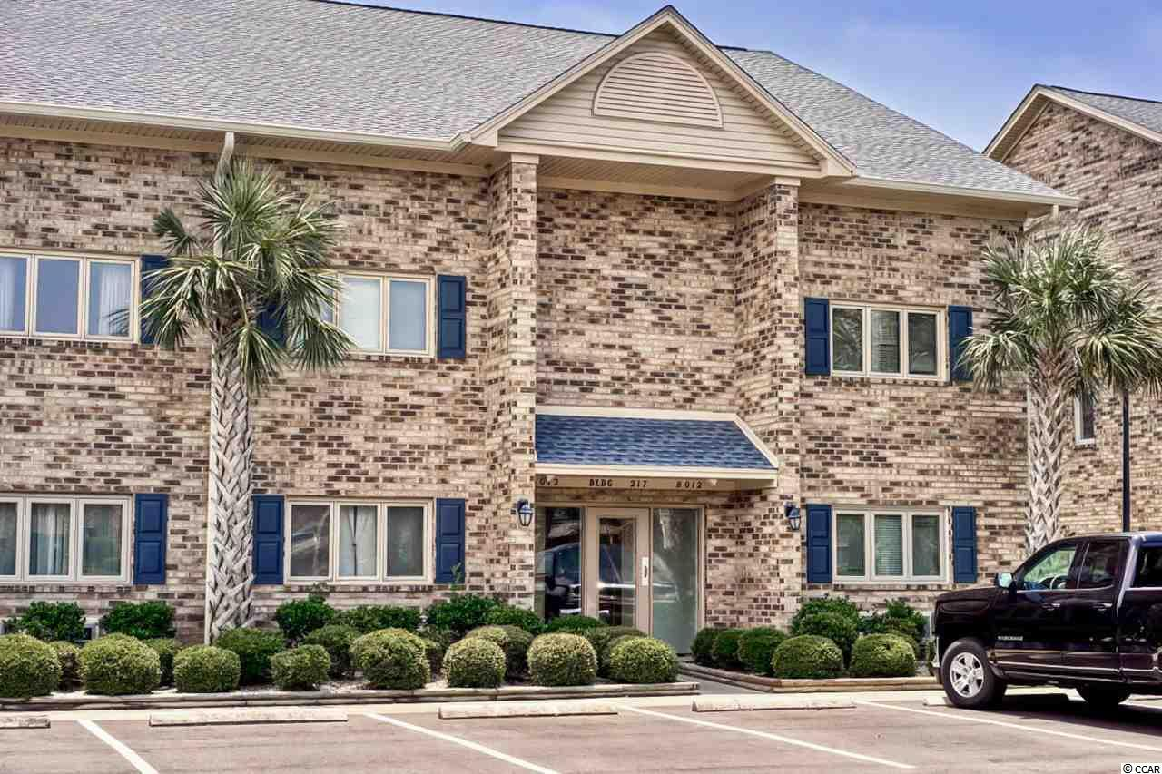 This beautiful well maintained 2 bedroom, 2 bath condo in Plantation Golf Villas was only used as a second home. This unit sports a new balcony that has as an amazing view that overlooks the pond. Plantation Golf Villas is centrally located to all that the Grand Strand has to offer.