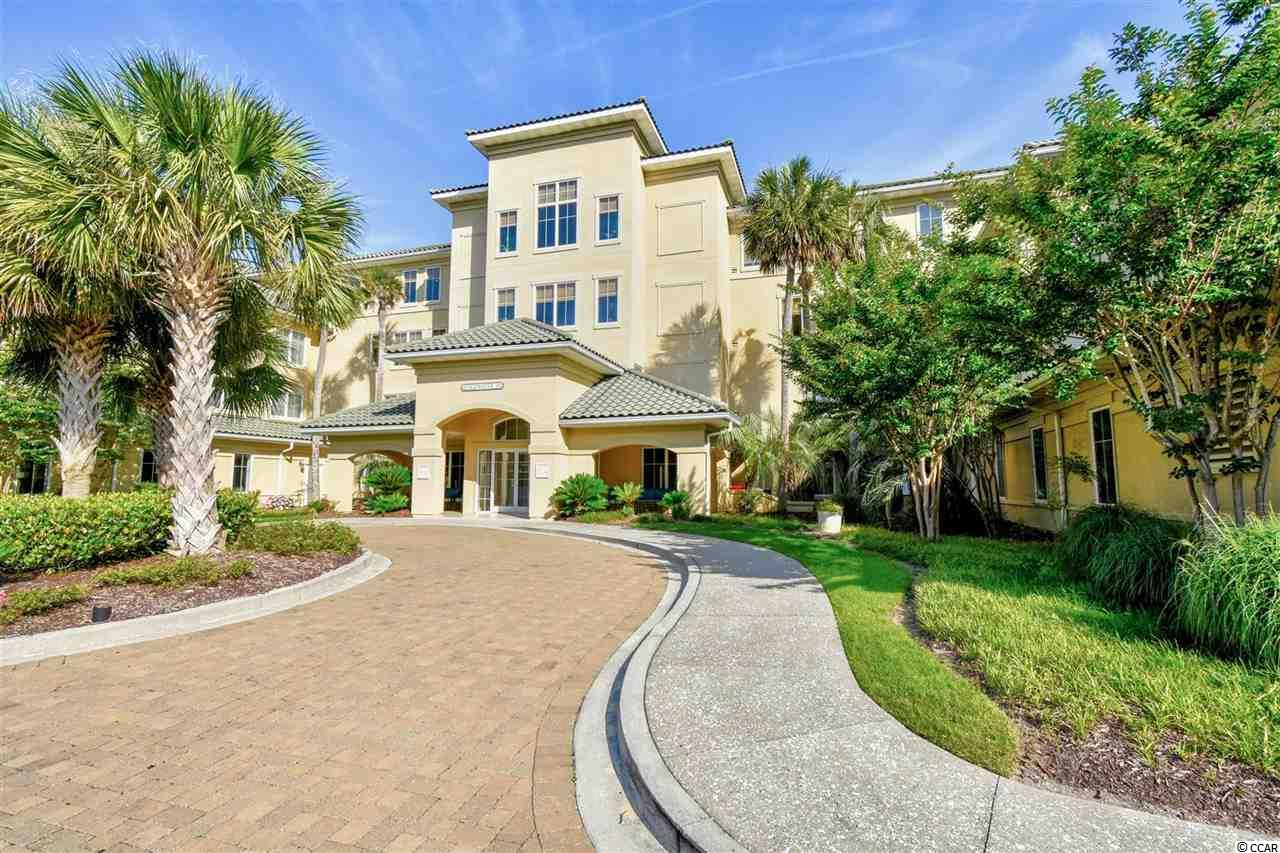 Golf Course View,Waterway View Condo in Edgewater at Barefoot Resort : North Myrtle Beach South Carolina