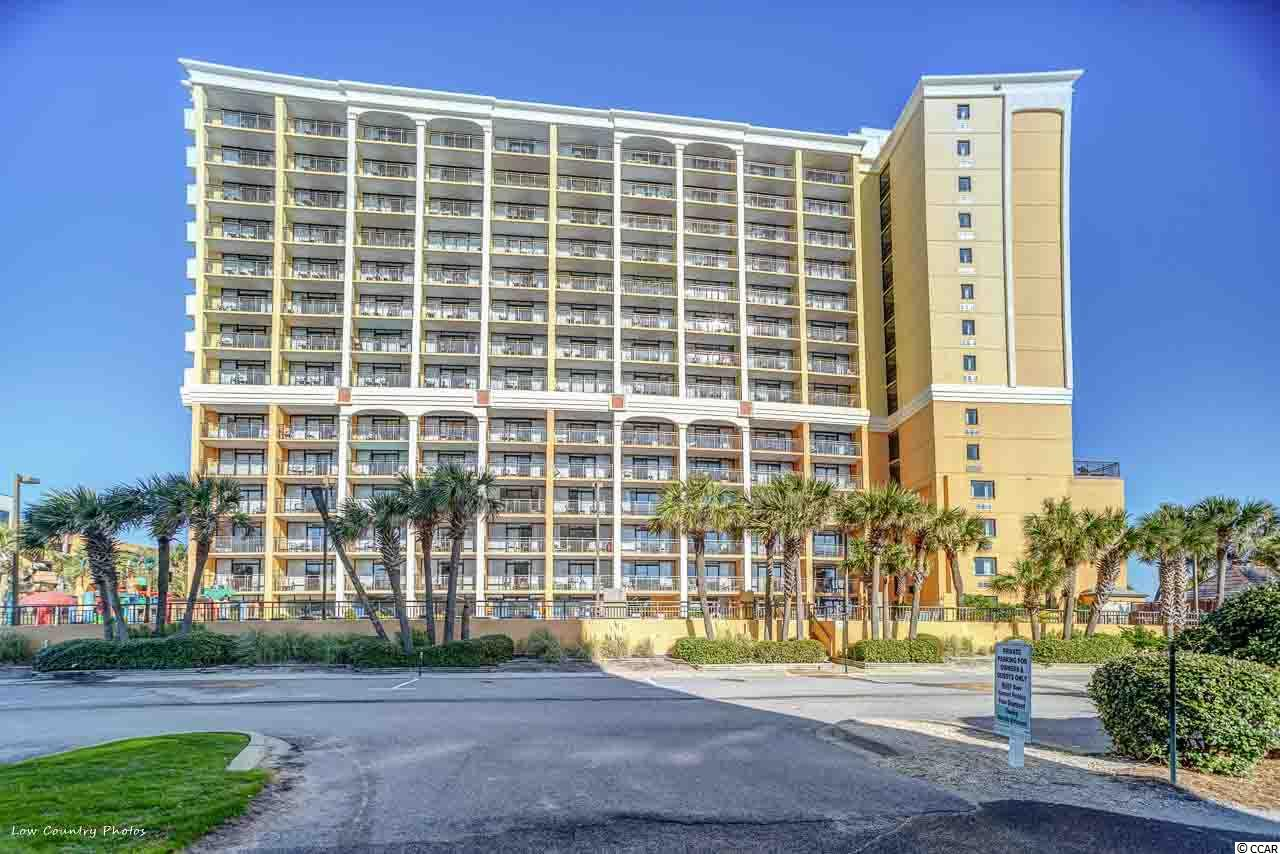 End Unit,Ocean Front Condo in Caravelle Resort : Myrtle Beach South Carolina