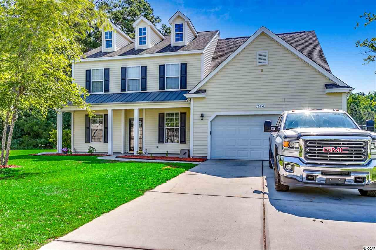 **OPEN HOUSE** SUNDAY, AUGUST 25TH 1-3PM!!  Live where others vacation! You will love coming home to the storybook-charm of this move-in ready 4BD/2.5BA Rosewood floor plan in The Farm, richly detailed w/stunning wood floors, exquisite millwork & high ceilings. Along w/a formal living room, the voluminous layout extends to an elegant dining room w/butler's pantry featuring beverage chiller & built-in wine/stem rack. For the avid cook or seasoned host, the gourmet kitchen keeps life streamlined w/premium SS appliances, granite island, pantry & breakfast nook that flows directly to the screened porch & patio overlooking the lake. Bathed in natural light, this phenomenal home showcases spacious entertaining areas including 2-story family room & upstairs bonus room w/extensive built-ins. The main floor master is yet another well-configured aspect of this elegant residence that must be experienced to be believed! Tucked on a quiet cul-de-sac, this home is only a short walk to the pool and amenity center and is centrally located near premier schools, restaurants, shopping, medical facilities, airport and the beach!  Schedule your viewing today it wont last long.