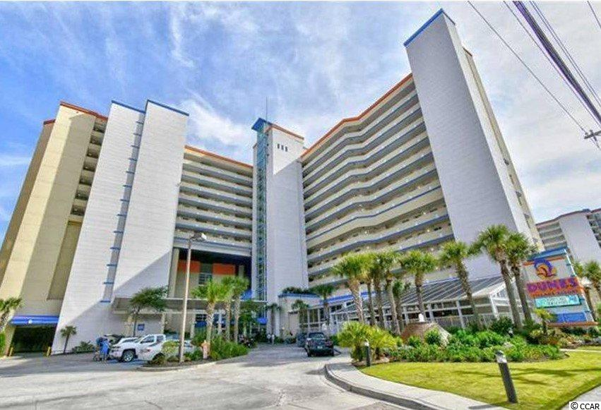 Ocean Front Condo in Dunes Village Resort : Myrtle Beach South Carolina