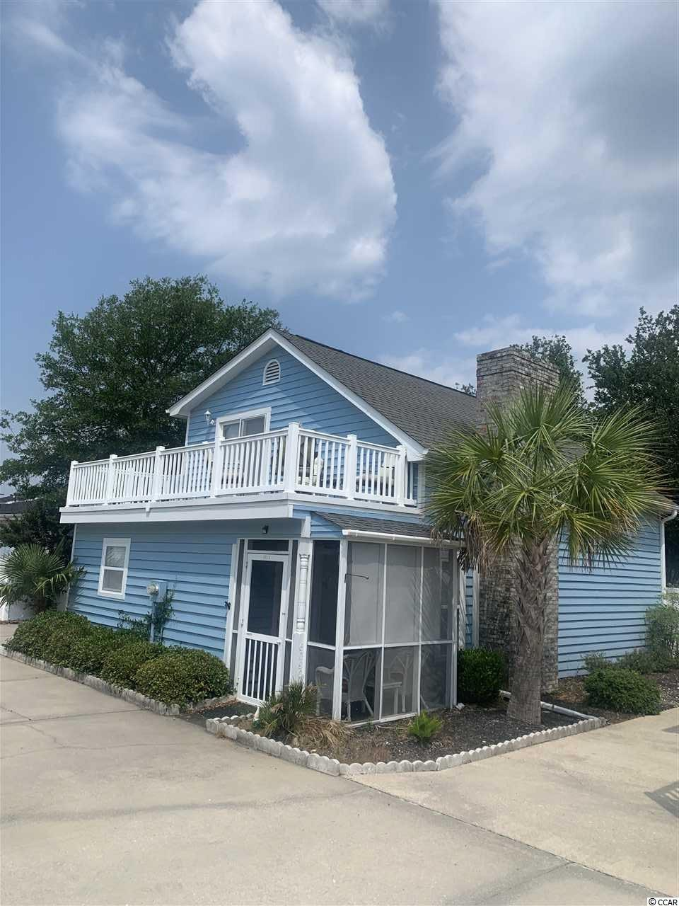 You will fall in love with this quaint patio home in the heart of Crescent Beach in North Myrtle Beach. Come and enjoy all the beach has to offer. The house is located at the end. Do some gardening in the back, grilling, or just sit out by the patio out back. There are all kinds of possibilities here. Perfect for year round living or a vacation home. Only a short walk to the beach to pick up those shells that are waiting for you. Call now to see this perfect spot for you. All measurements and square footage are approximate and not guaranteed. Buyer is responsible for verification.