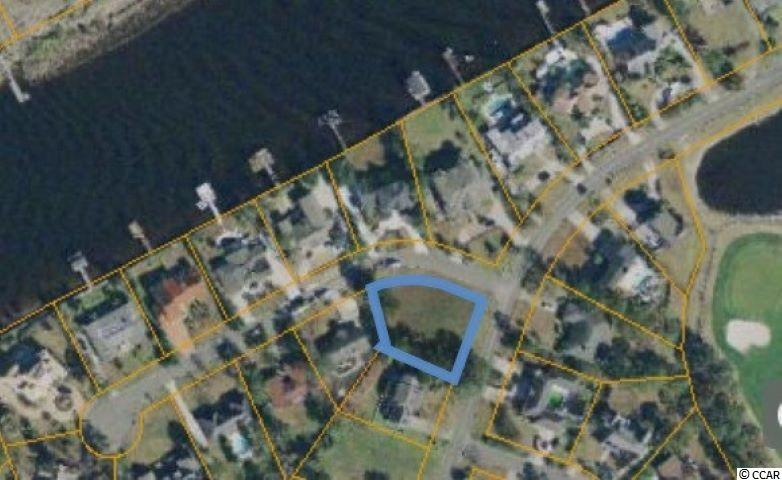 One of a kind lot to build your dream home.   This corner lot is situated in one of the most desirable neighborhoods in all of Myrtle Beach, Plantation Point.   Use any builder you want with no time frame to build.   No HOA!     This lot is located less than a 5 minutes drive to the best beaches along the Grand Strand.     If you are looking for the perfect place to call home in Myrtle Beach, this is it.