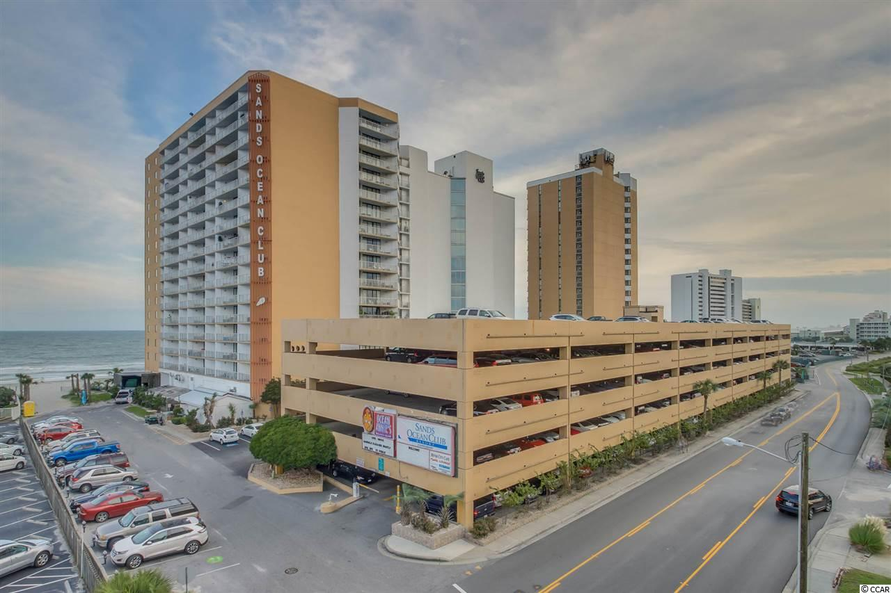 Sands Ocean Eff/1BA oceanfront condo with beautiful views! Just totally renovated! Beautifully decorated, tiled walk in shower, granite & more! Amenities: indoor/outdoor pools, hot tubs, lazy river, fitness center, on-site restaurant & more! Close to shopping, fine dining, shows & most anything else you want or need! NO CARPET IN CONDO ! All New High End Appliances, All New tile Flooring thru out , State of the Art tile walkin shower, New HVAC, All New furniture and Draperies, Cabinets are Wolf brand solid wood with dovetail and soft close!!!!! Renovation contractor is a Custom home builder with Top Notch Quality work!