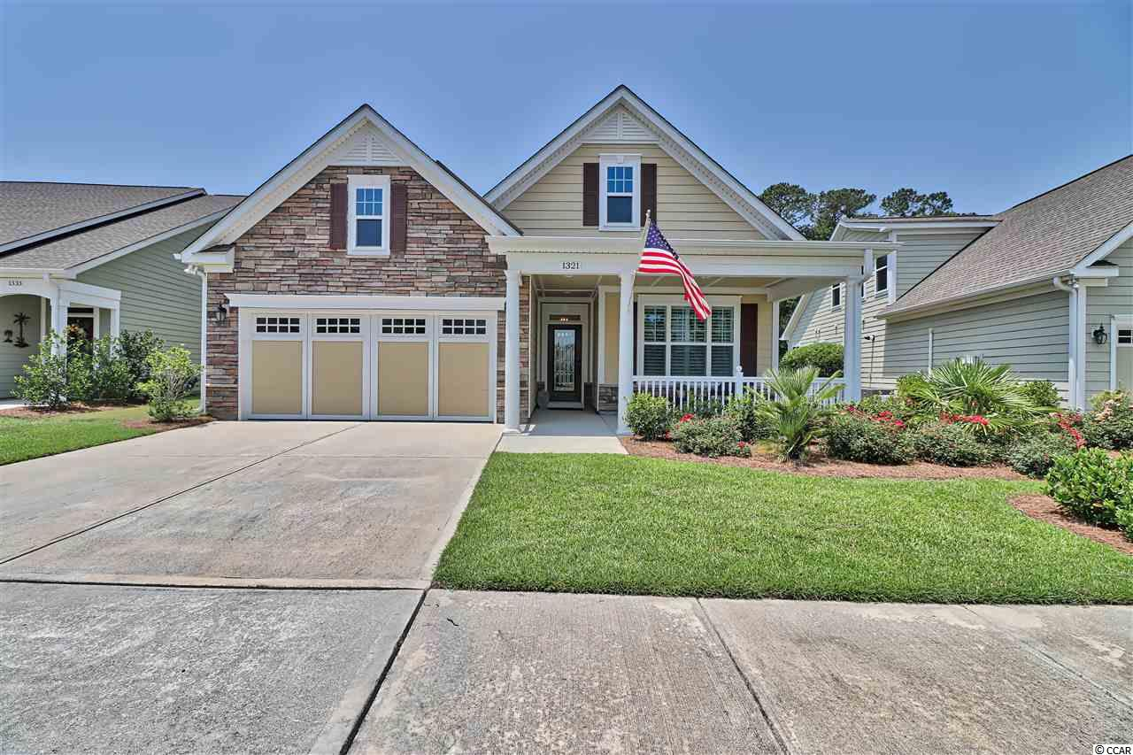 Cresswind is a prestigious community located in the Market Common. Although designed for an Active Adult Community, it does not have a 55+ age restriction. With it's 5 star amenities, clubs and activities, and a full lifestyle director, there are dozens of activities to participate in daily. This elegant home has many upgrades, gourmet kitchen with stainless appliances, extended front porch, closed sunroom, extended lanai, oversized fenced in private lot and upgraded luxury master bath. The HOA fee includes resort style amenities, landscaping maintenance, irrigation, basic cable, and security system. You are just a golf cart away from the downtown of Market Common and the beach. Square footage is approximate.