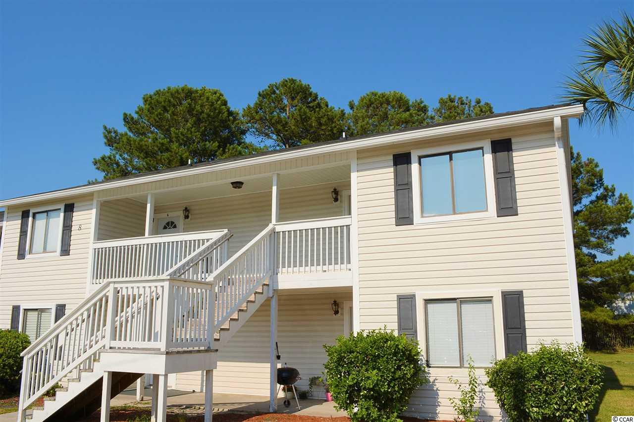 2nd Floor 2 bedroom 2 bath condo in Coastal Villas. Centrally located and walking distance to Coastal Carolina University, shopping, and restaurants.  Also just a short drive to the beach!