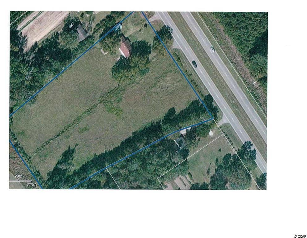Own this 2 acre tract of land in fast growing area. This tract can be sold as a whole with approximately 4 acres in total.  This tract is approximately 4 acres and is being split into 2 - 2 acre tracts. What is being sold is the 2 acres on the left side.