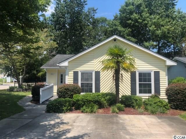 Cute 2 Bedroom, 2 Bath on corner lot. Large living room, screened porch and attached storage. A must see!