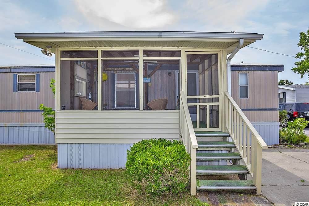 Homes for Sale at Montgomerys Mobile Home Park Myrtle Beach