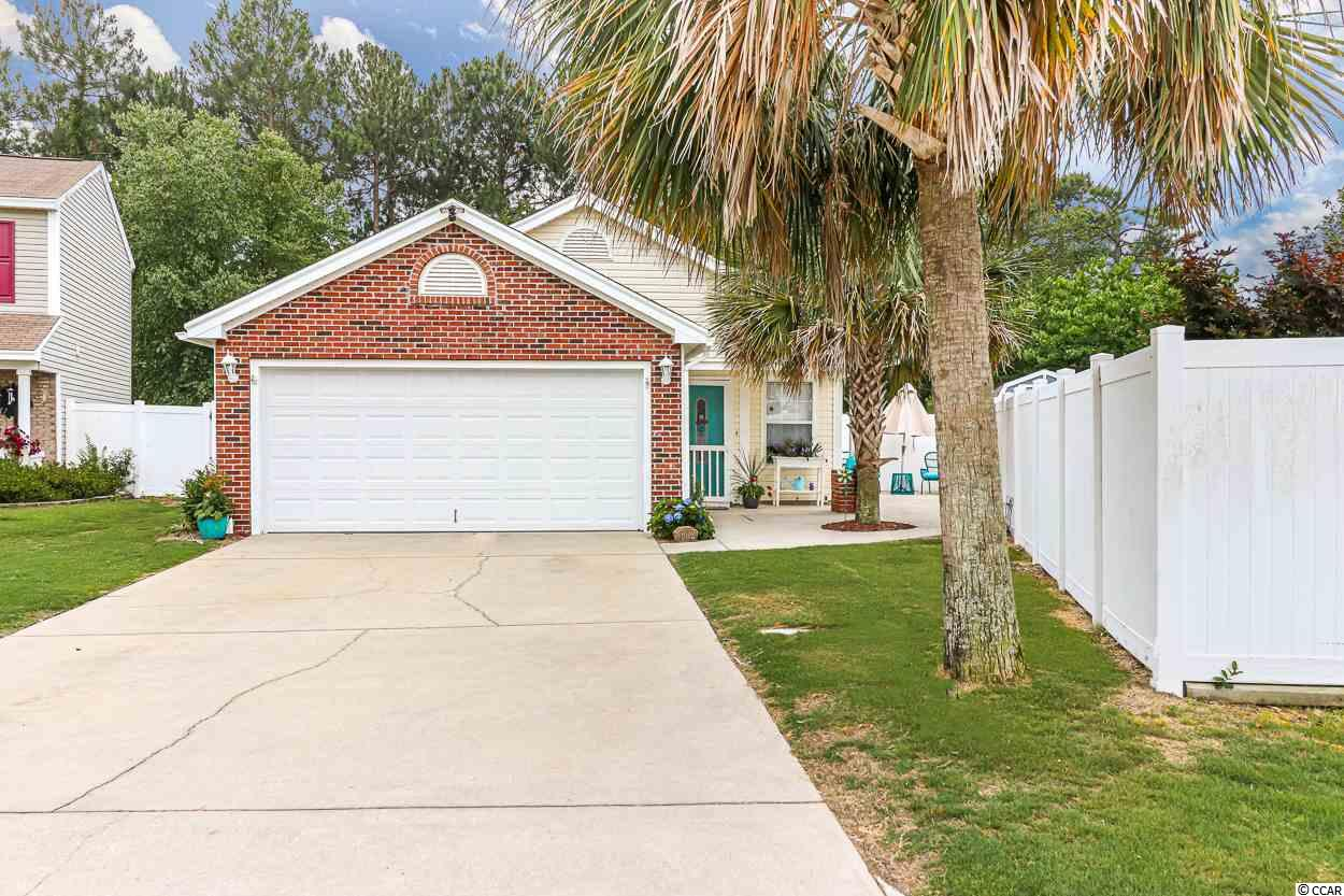 You will love this charming, single family home with an enormous backyard that could host any major family football game! This well maintained 3 bedroom 2 bathroom home will not disappoint and would be an amazing addition to any family. Situated in a friendly community with award-winning Carolina Forest schools, Avalon features an amenity center with a pool,basketball court, a soccer field, and a baseball diamond. Schedule your showing today! All measurements are approximate and not guaranteed. Buyer to verify.