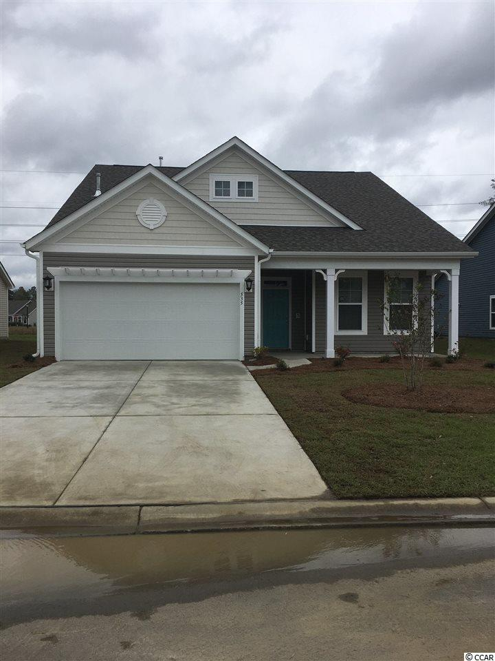 Under contract! Welcome to Surfside Plantation, a charming coastal community with Natural Gas and is located 3 miles to the beach. Cordova plan featuring 3 BD, 2 BA, study, rear porch, and 2-car garage. Pictures shown are from previously built homes. To preview a Cordova or to learn more, please visit the on-site sales office.