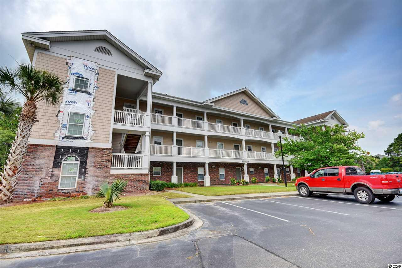 Come and Check Out this First Floor, End Unit, Three Bedroom Condo located within the Cypress Bend Section of Barefoot Resort. The split bedroom plan along with the open living and dining area makes for a perfect primary home, second home, or investment property. You can entertain your guests from the fully equipped kitchen while they are enjoying the pond/lake and golf course views from the living area and back screened in patio. All bedrooms are spacious and feature ceiling fans. The two bathrooms include shower/tub combinations with single vanity areas. This condo has been well maintained by its' owners. Cypress Bend has its' own community pool area for cooling off on those hot summer days. The Prestigious Barefoot Resort has some of the Best shopping, dining, and entertainment along the Grand Strand. Don't forget you are only minutes on a short shuttle ride to the Atlantic Ocean where you can enjoy the Barefoot Resort Beach Front Cabana. Don't miss your opportunity to own in this gorgeous community, so schedule your private viewing today!