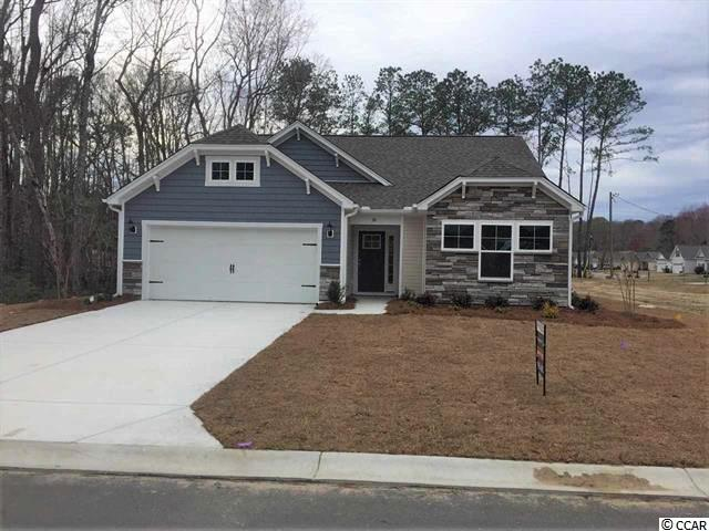 Welcome to 26 Costa Ct in Pawleys Cove, one of Pawleys Island's hottest new communities. This 3 bedroom, 2.5 bath home has just recently being completed and has never been occupied. Home features an open living concept with amazing natural light and a split bedroom plan. Kitchen features an island with double sink, granite countertops, stainless appliances a corner walk-in pantry and a large breakfast nook. The living area is open to the kitchen with plenty of natural light. The master suite is 14x14 giving you plenty of room to relax. The master bath features double sinks, shower, private water closet, a linen closet and a walk-in closet. The two additional bedrooms are spacious with great closet space and share a hall bathroom. You have a great laundry room and 2-car garage with an additional knock out area and side exit door. Home does have a front covered porch and a great back screened porch. Pawleys Cove is nestled in the tranquil Pawleys Island community. Pawleys Island is a famous seaside town known for its laid-back lifestyle and timeless culture. Often referred to as arrogantly shabby, we are sure that you will enjoy many happy memories in your new Pawleys Cove home. All information is deemed reliable but not guaranteed. Buyer is responsible for verification.