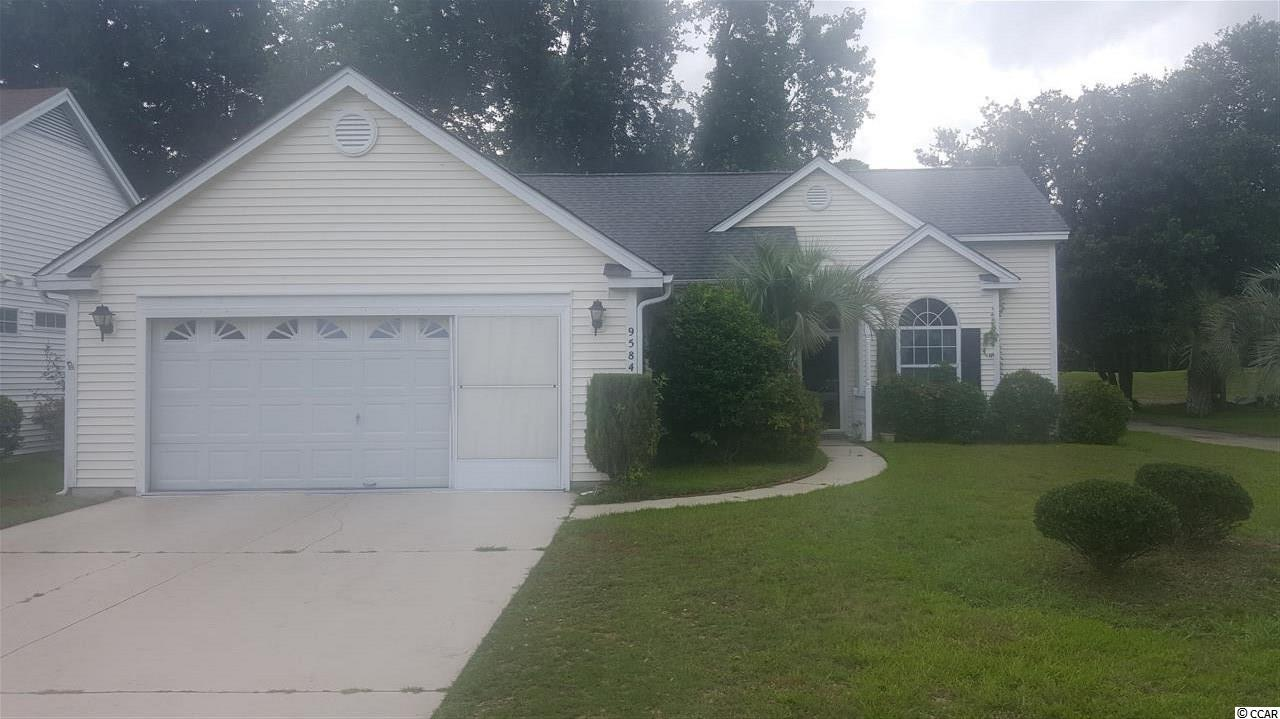 Beautiful 2bed/2bath ranch style home in the desirable Indigo Creek Golf Plantation community! You'll enjoy the open floor plan as you enter the house. The spacious living room leads out to the Carolina room and screened-in porch with views of the 17th green of the golf course. The kitchen features hardwood floors with updated cabinets and countertops. Close to everything that Murrells Inlet has to offer: dining, shopping, amusements, Huntington Beach State Park, and the beach. Located in award-winning St. James School District. Make your appointment to see this home today!