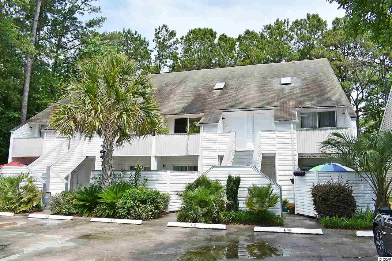 Darling 1st floor furnished 1br/1bth condo. You can have your golf cart and zip right down to Garden City Beach. These condos are so hard to find. Very low HOA. Can't beat the price and be so close to the beach... Easy to view...better hurry.