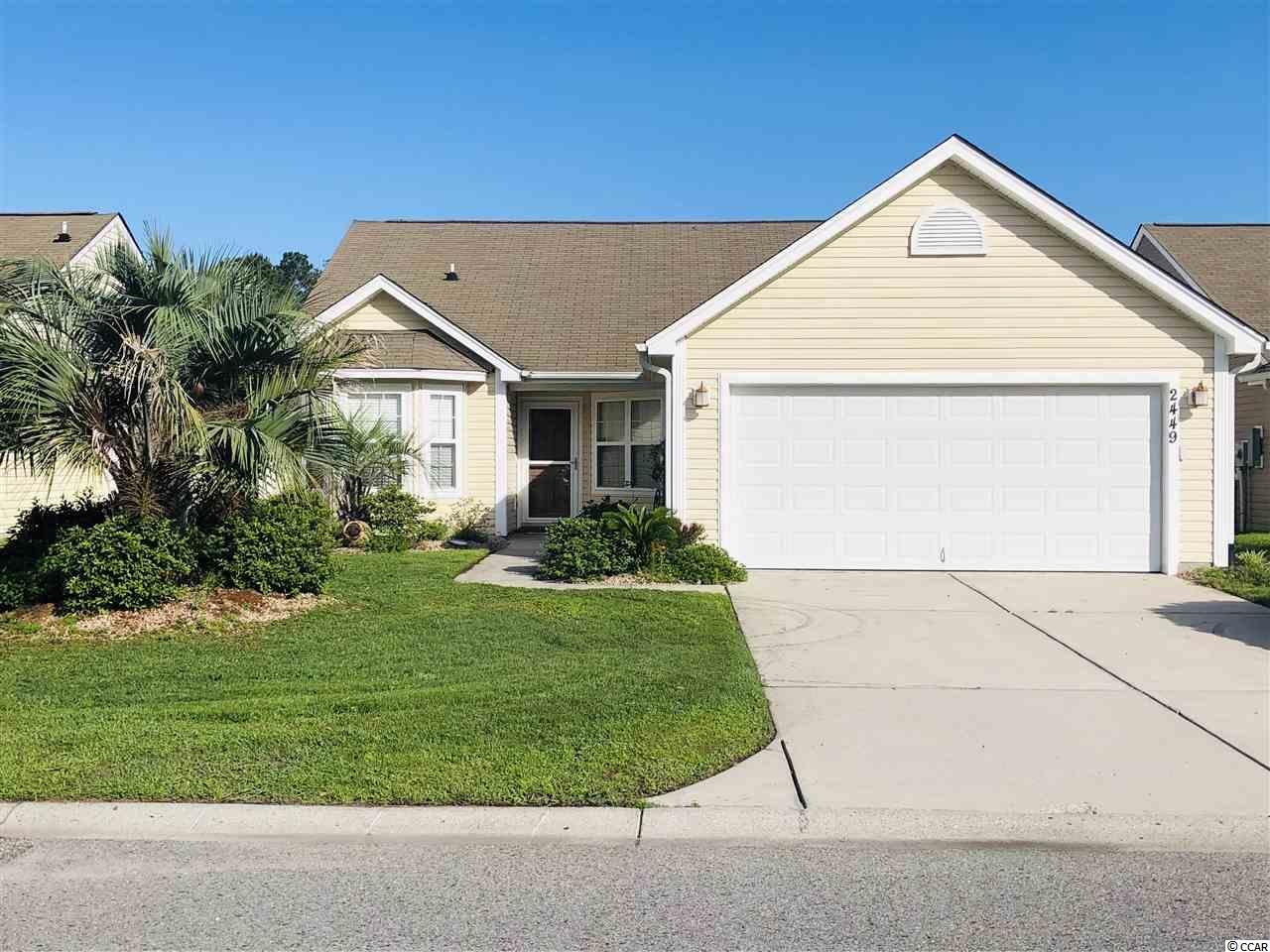 Finally, the home you have been waiting for! Popular Monticello floor plan ready for a new owner. This home has been well cared for. Some of the many improvements include custom paint throughout, tile floors in kitchen and bathrooms, wood look flooring in the living, dining and all three bedrooms, new high efficiency sliding door, finished Carolina room, bathrooms vanities with granite counter tops and upgraded lighting fixtures. Outside you find a fully fenced back yard with large patio and lawn sprinklers. This home is located in the Avalon community which offers resort style swimming pool, playground, baseball field, soccer field, basketball court and includes patrolling security. Located within the Carolina Forest School district and only minutes from shopping, restaurants, the beach and all that Myrtle Beach has to offer.
