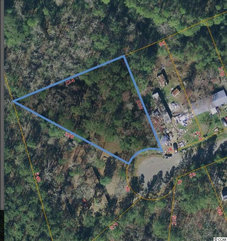 Partially Wooded flat lot in quiet cul-de-sac. Beautiful country setting just minutes from downtown Conway and short drive to Myrtle Beach. Commuter friendly with convenient access to 501, 701, 90, and 905. Lot was surveyed and Markers are in place with red flags. Zoned MSF10 Residential, including mobile homes Minimum lot size - 10,000 sq. ft., FA Forest Agriculture Agriculture, forestry, low-density residential, limited commercial (maximum size of 4,500 sq.ft.), social, cultural, recreational, and religious uses. This property is located on Lot #31. Lot #28 MLS 1913142 and Lot #29 MLS 1913143 are also for sale on opposite side of street.