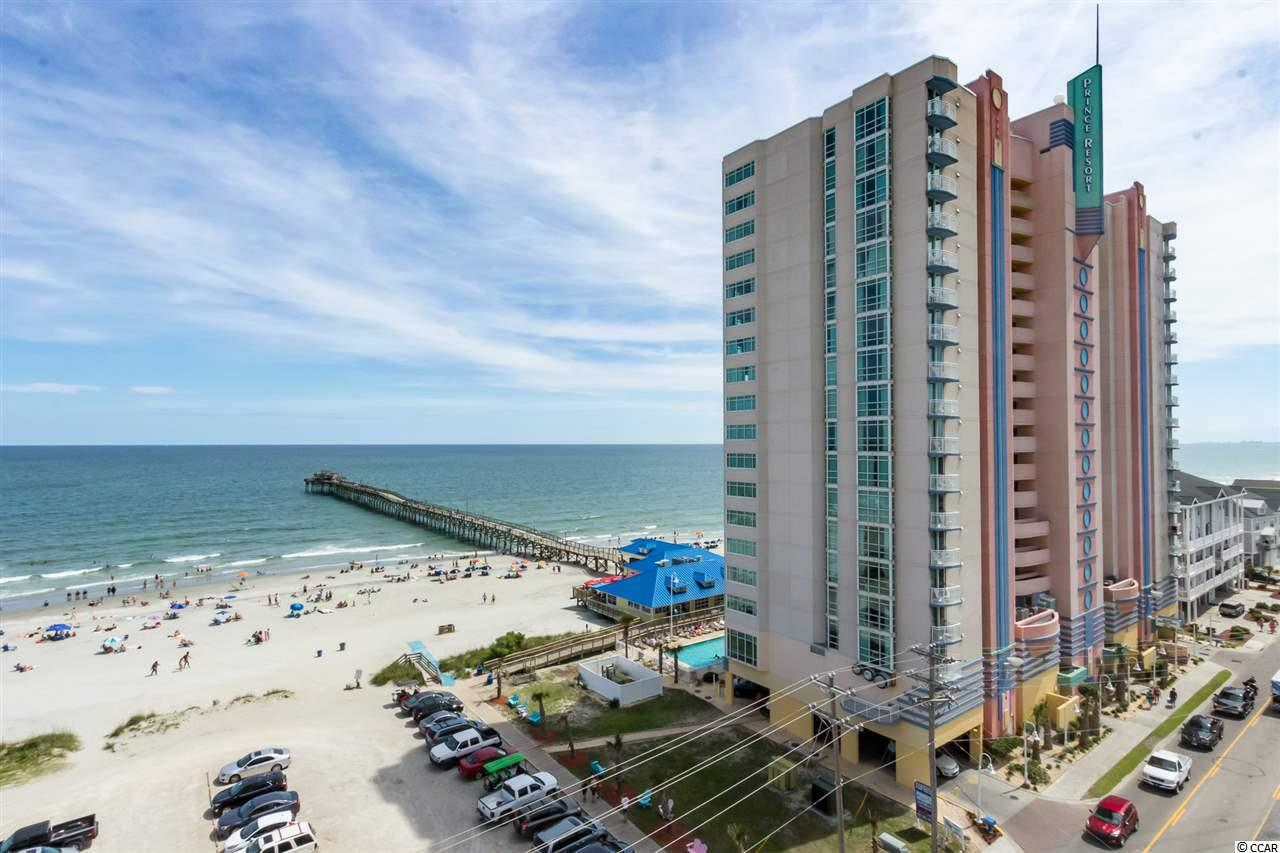 Ocean Front Condo in Prince Resort - Phase I - Cherry : North Myrtle Beach South Carolina