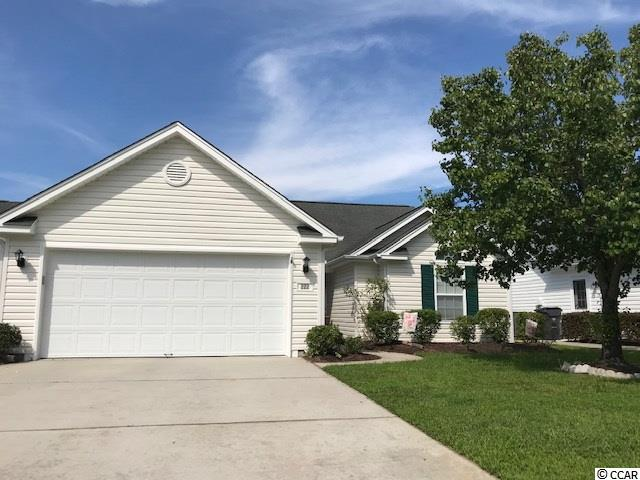 This is it! Beautiful home in Mallard Landing Village. Wood flooring, granite in kitchen, stainless appliances, fabulous floor plan that always sells quickly. Seller says her favorite thing about this home is the water out back, she enjoyed spending time watching the birds and turtles! Home has been well maintained and well loved. Call today to schedule a tour