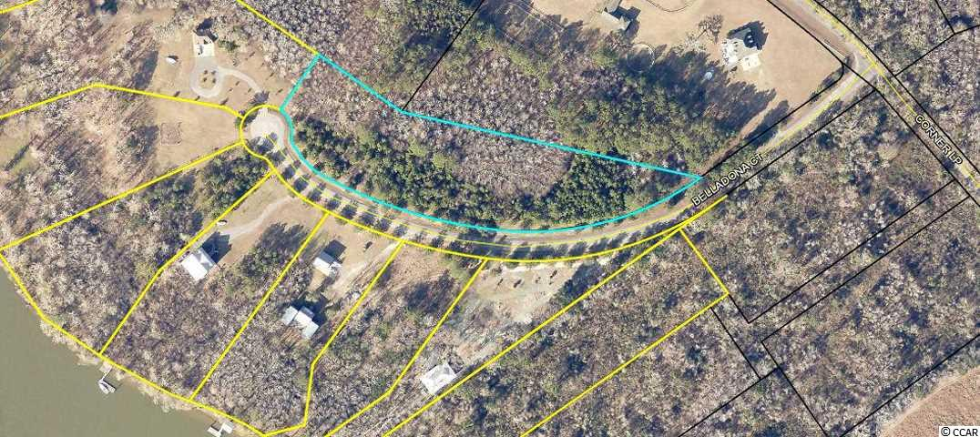 Almost four lovely acres in Belleflower Plantation. Approximately 10 minutes from Historic Georgetown, approximately an hour from Myrtle Beach and Charleston. Measurements are approximate and not guaranteed. Buyer is responsible for verification.