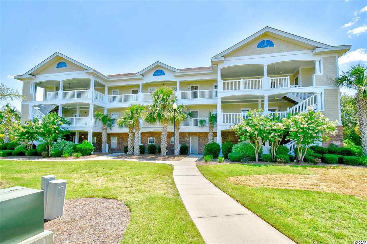End Unit,Lake/Pond View Condo in Ironwood at Barefoot Resort : North Myrtle Beach South Carolina