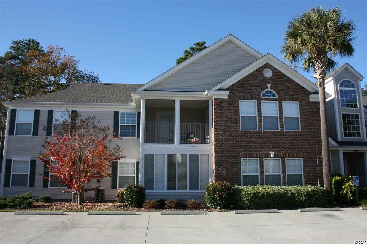 Meticulously maintained and totally updated, this 3BR 2BA condo is TURN KEY.   Sterling Pointe is tucked into a sweet spot of Murrells Inlet and is walking distance to restaurants, nightlife, Hospital, shopping, post office and More. High cathedral ceilings and tall windows make this home bright, open and airy with plenty of room to spread out - ALL on one level!  Lets talk UPDates:  ALL NEW & Spottless = Fresh neutral paint all throughout, NEW HVAC system (under warranty), ALL new flooring (neutral, luxury vinyl plank and carpet), Beautiful new Refrigerator, new ceiling fans (dining & 3rd BR), new porch outdoor carpet + newer water heater. TONS of closet storage Plus there is an additional, large storage room off the great room. Master suite has three closets & can easily accommodate a KING bed. Double vanities, step in shower, separate w/c and a garden soaker tub in the master bathroom. 120 Brentwood is walk across access to the community pool. 1 mile to the famous Marshwalk, a quaint waterfront boardwalk along an estuary lined with lively eateries & nightly music. Easy access to Wacca Wache public landing and marina (1.5mi approx) Brookgreen Gardens & Huntington State Park w/ its pristine, natural beaches: are a couple miles away. Perfect as a worry-free second home or Primary local residence, nothing left to do but move right in.