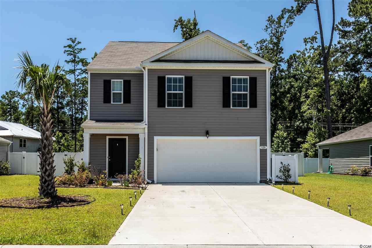 **Open House Sunday 8/25 12-2pm** This beautiful 5 bedroom, 3 bath home in Harmony at St. James is ready for its new owners! Open floor plan offers plenty of room downstairs, with a spacious kitchen and living room. 5th bedroom can be used as formal dining or office space. Other features of this gorgeous home include granite countertops, stainless steel appliances, tile floors in all three bathrooms, and much more! The back patio is perfect for outdoor grilling with friends and family, complete with privacy fencing. Recently updated with new gutters and custom fit blinds, this home is a must see. Harmony at St. James is in a great location; close to beaches in Surfside Beach and Garden City, as well as shopping and entertainment at Market Common and Murrells Inlet. The community features an open air pavilion and fire pit. Schedule your showing today! All information is reliable but not guaranteed, buyer is responsible for all verification.