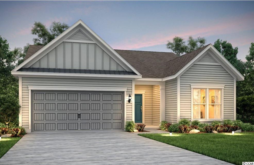 """Proposed Construction"" - Pictures are of sample Model home.  3 Bedroom/2 Bath - Abbeyville Floorplan with Sunroom. Master bath, walk-in shower with double vanity sinks.  Upgraded cabinets and granite countertops in kitchen.  Stainless steel gas appliances, in natural gas community, large kitchen island.  Hardwood flooring in kitchen, foyer, dining, and great room. Oceanfront Beach club and on-site indoor/outdoor pool, clubhouse, fitness center, tennis, pickle ball, walking trails and full time Lifestyle Director with events/activities calendar monthly."