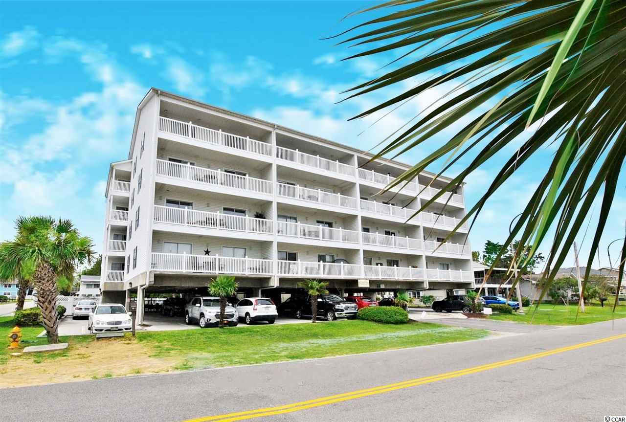 Fabulous two bedroom furnished condo in popular Crescent Beach section of North Myrtle Beach. Sea Island Villas is a wonderful second-row resort across the street from the beach and featuring community outdoor pool, pool deck picnic area with built-in grill, covered parking and elevator with keyed access for added security. Meticulously maintained condo with fully-equipped kitchen, washer/dryer and beautiful sea breezes from your private balcony. Kitchen countertops are recycled glass which are easy to clean and maintain. Nice breakfast bar and updated kitchen cabinetry are a few of the features you will find once you enter the unit. Light filled and open floor plan. A rare opportunity to own in Sea Island Villas as these condos hardly ever come on the market.   Storage closet outside front door to store beach chairs and toys. Perfect location for a rental property, primary residence, or your coastal retreat. Condo is move-in ready, just pack a bathing suit and you are all ready. Easy access to unique shopping, spectacular dining choices, live entertainment and world-class golf. Just steps to the beach. This is a great time to buy. Call for your showing today!
