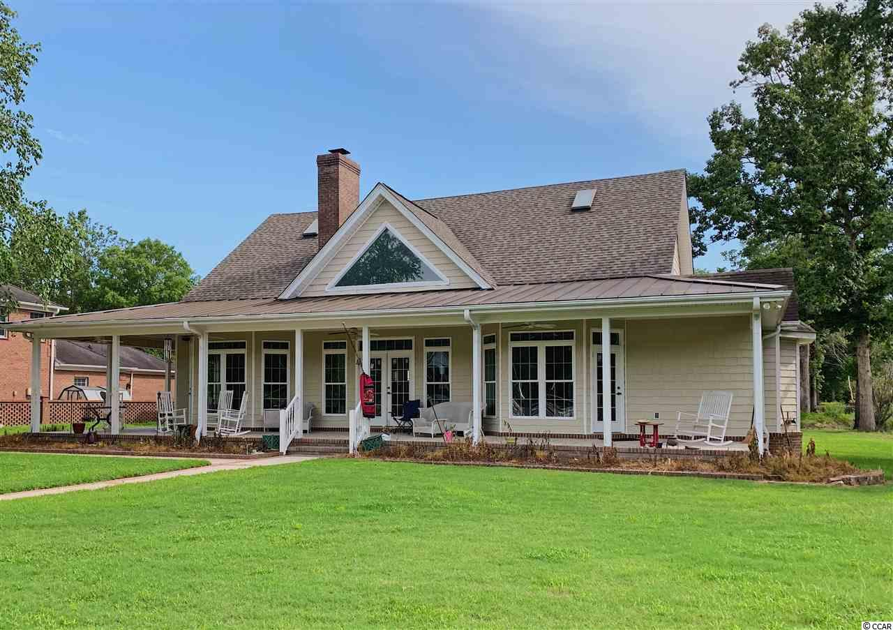 Beautiful home directly on the Inter Coastal Waterway. Property over half acre with approximately 125 feet of water front on the ICW. Fully renovated you will feel like in a brand new home. Very large garage with a work room included. Bonus room has a full bath and living area.