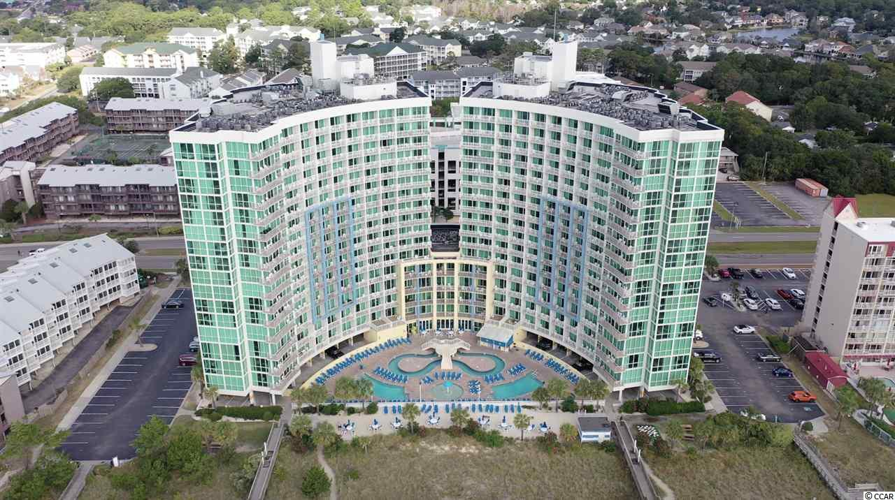 Ocean View Condo in Avista Ocean Resort : North Myrtle Beach South Carolina