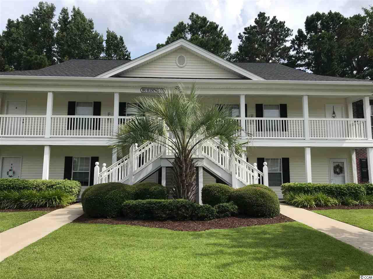 End Unit,Golf Course View Condo in The Fairways At River Oaks : Myrtle Beach South Carolina