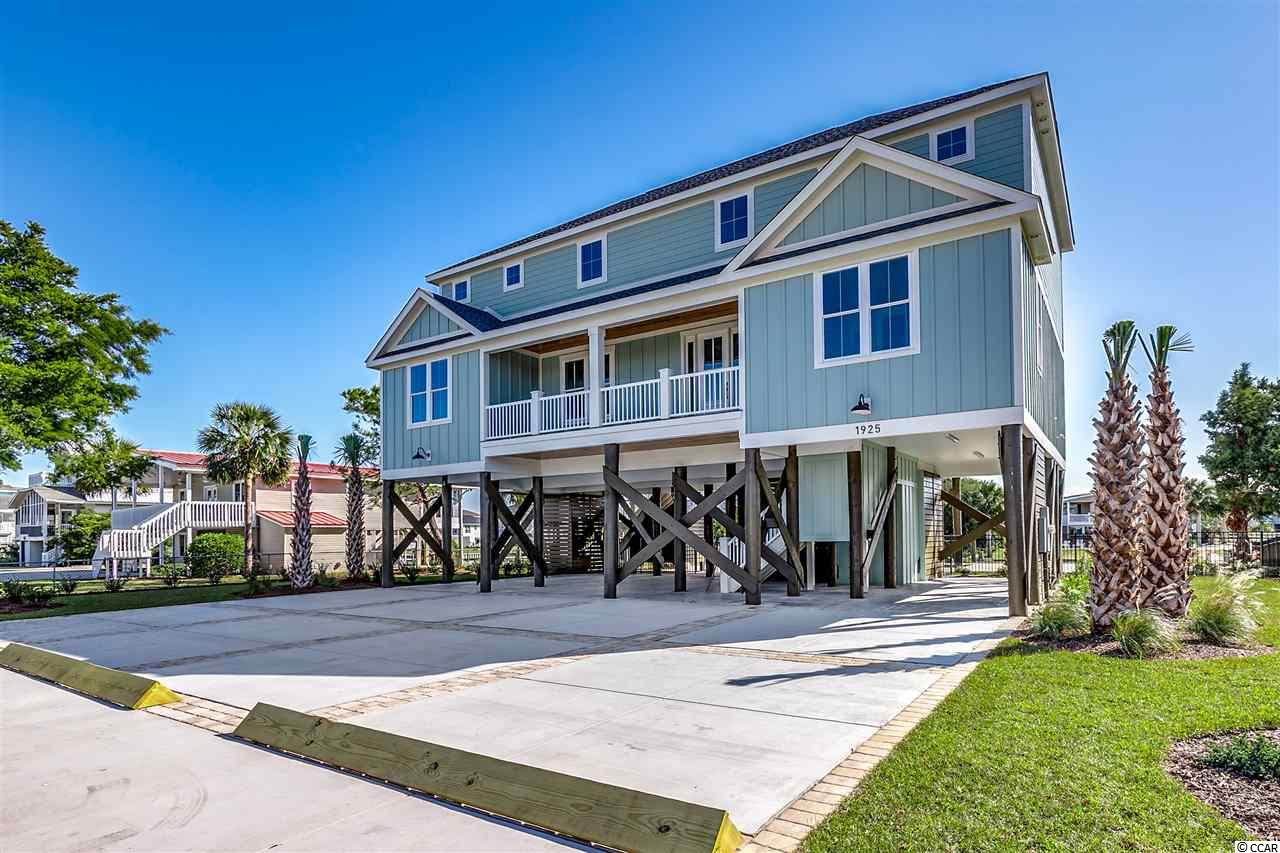 Beautiful Creek front Home that is almost complete! This luxury home has  (7) bedrooms , (6) bathrooms , an elevator , dock on the creek, new sea wall, in ground pool and much more! Lots of room for family and friends in this home AND could be a great investment !!!