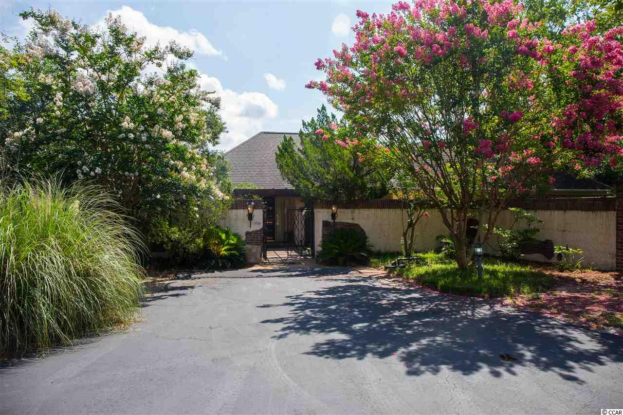 Well known, sought after, established, and beautiful!  These are some of the words you'll think of when you see 12 Valencia Circle in Antigua of Myrtle Beach!  This desirable community offers an established feel, close proximity to the beach, nearby restaurants and shopping, and much more!  This home has aged well, and it shows.  Relax in the spacious living area or the Carolina Sunroom with garden views and your own private courtyard surrounding the home.  This home offers SO MUCH natural lighting throughout, continuing to offer a spacious open feeling as you move through this home.  Schedule your private showing today, and see what this home has to offer for you!