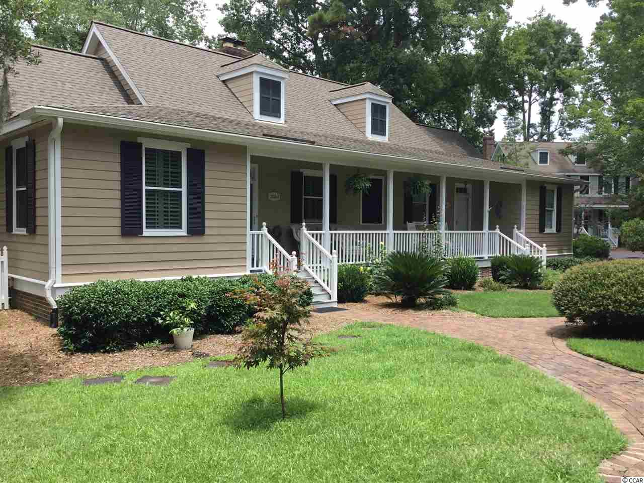 "THIS BEAUTIFUL COTTAGE-STYLE CONDO IN WACHESAW PLANTATION IS NESTLED UNDER MAJESTIC LIVE OAK TREES AND HAS AMAZING AMENITIES TO OFFER.  FROM YOUR SCREENED BACK PORCH OR YOUR OPEN FRONT PORCH, YOU WILL ENJOY THE VIEWS OF THIS OLD PLANTATION.  THERE ARE SEVERAL MEMBERSHIP OPTIONS FOR THE GOLF COURSE, POOL, POOL BAR & GRILL, TENNIS COURTS AND KIMBELS RESTAURANT.  ENJOY COOL EVENINGS IN FRONT OF YOUR OPEN FIREPLACE OR SIT AT THE BAR WHILE ENTERTAINING FROM YOUR KITCHEN.  THIS TRULY IS A SPECIAL AND ONE-OF-A-KIND HOME LOCATED IN AN OLD SOUTH PLANTATION COMMUNITY.  THE OWNER TAKES  PRIDE IN OFFERING THIS HOME IN GREAT ""MOVE-IN"" CONDITION.  ALL ROOMS HAVE BEEN RECENTLY PAINTED IN AN UP-TO-DATE COLOR WHICH WILL MAKE IT EASY FOR YOUR DECORATING NEEDS TO MAKE THIS HOME WARM AND INVITING.  WE INVITE YOU TO PREVIEW THIS HOME QUICKLY AS IT WON'T LAST LONG."