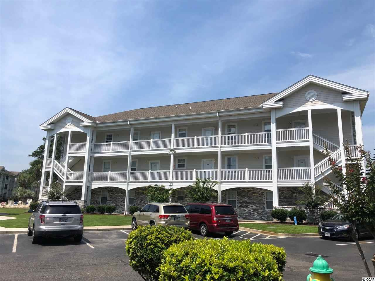 Golf Course View,End Unit Condo in Magnolia Place : Myrtle Beach South Carolina