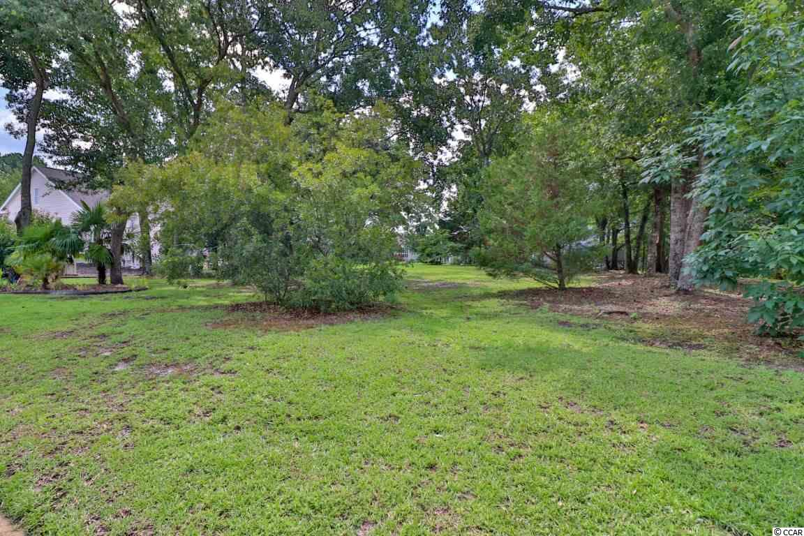This quarter-acre lot is located in Little River's peaceful Heather Lakes neighborhood. Sitting on Argyle way, it's got plenty of shade from mature trees that you'll enjoy when sitting on the back porch of the dream home you build. Take a look today and envision your ideal home!