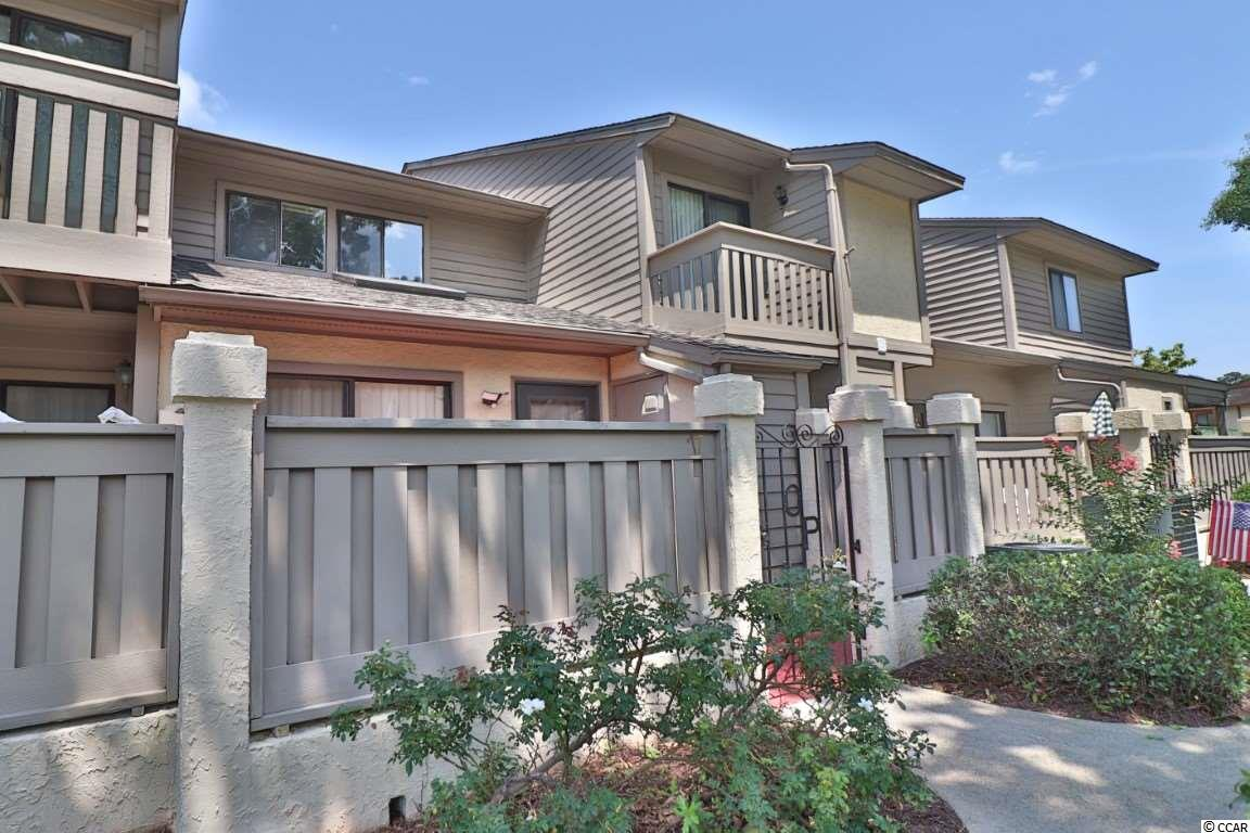Beautiful Town House located in Ocean Pines I. Features 2 stories of bright and open space as well as 1 Bedroom and 1.5 Baths, the kitchen features an island counter plus a separate dining area. Stunning master bedroom with a spacious walk in closet with a private full bathroom. Enjoy the outdoors on your front porch. Within walking distance of the ocean!  Ocean Pines I is located in Surfside beach.  Book your showing Today!
