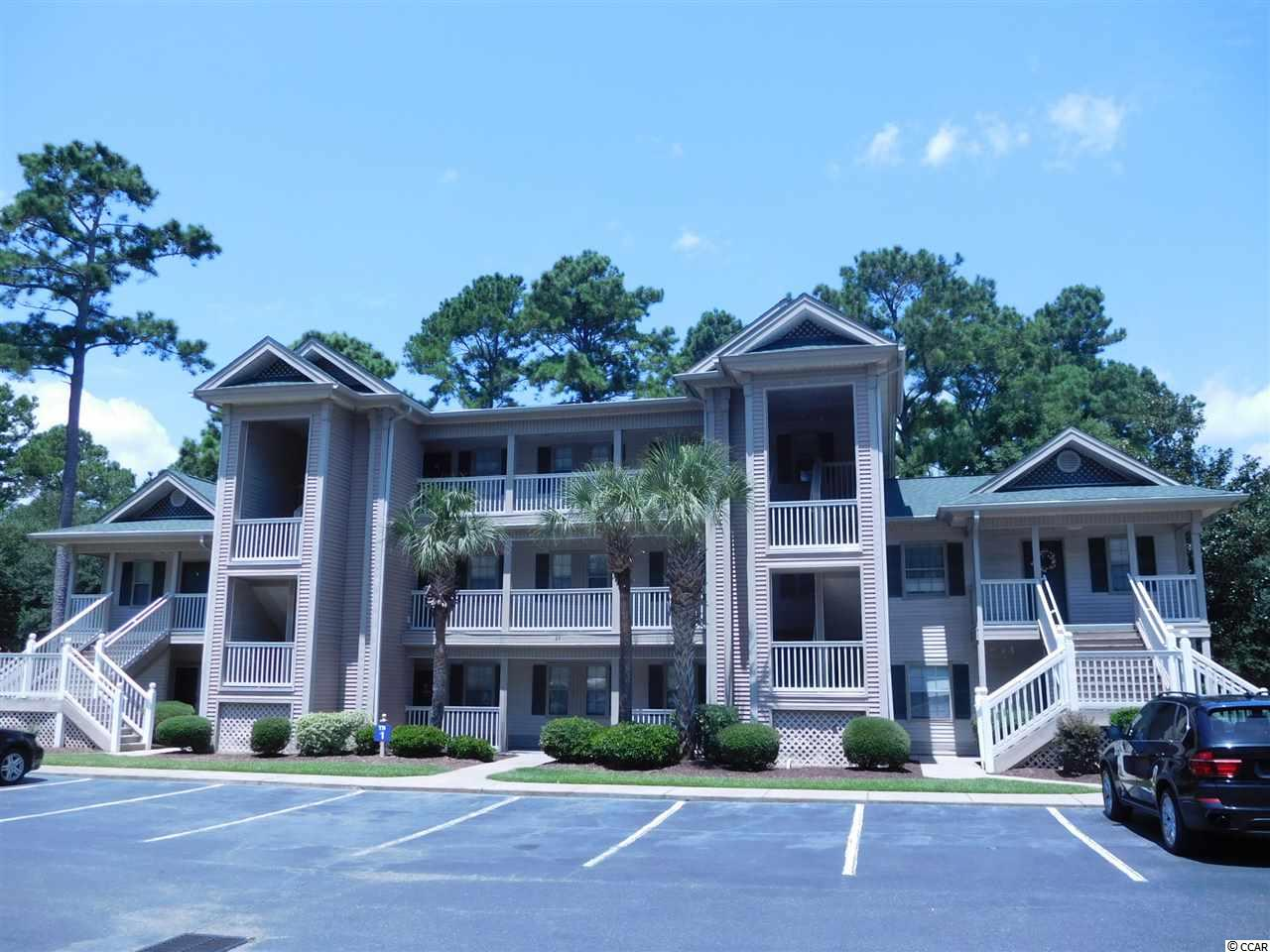 Located near the heart of Pawleys Island with easy access to shopping and dining. Public beaches and river access are a 5-10 minute drive. This condo is newly painted and is in move-in condition with new flooring and carpeting. The condo is sold fully furnished and includes all appliances. The screened porch overlooks mature hardwoods for a relaxing nature buffer. There is outside storage for your bike or beach items. Square footage is approximate and not guaranteed. Buyer is responsible for verification.